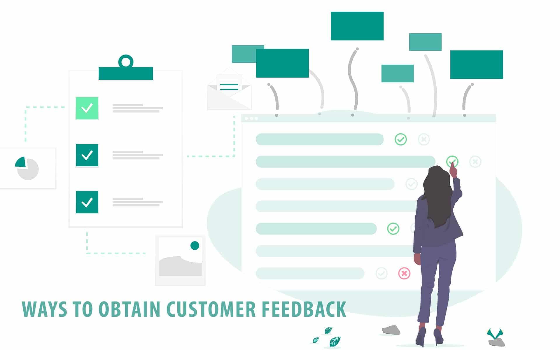 Ways to Obtain Customer Feedback