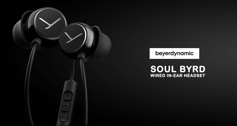 beyerdynamic Soul BYRD: Premium in-ear headphones