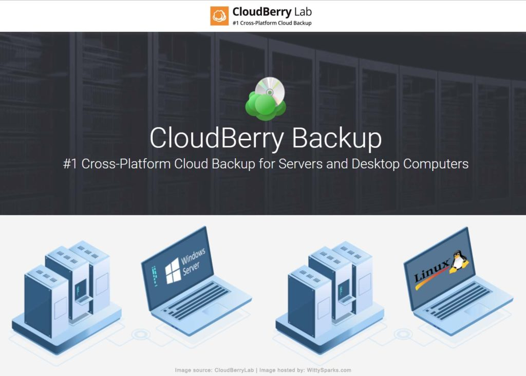 CloudBerry Lab - Cloud Backup for Servers and Desktop Computers.