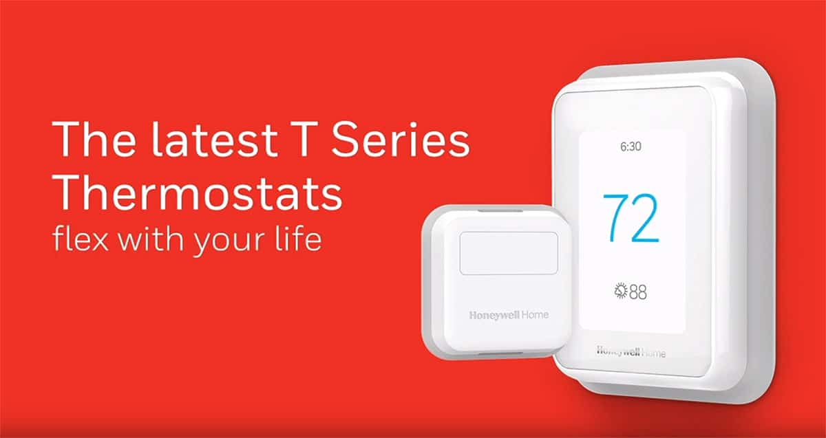 Honeywell Home - T Series Thermostats flex with your life