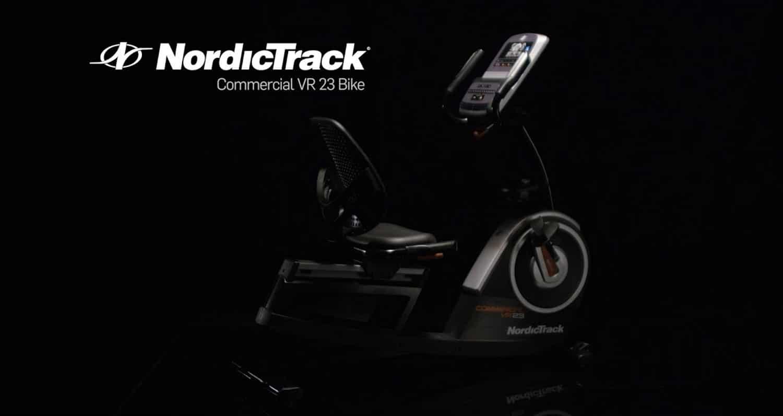 NordicTrack Commercial VR 23 Bike