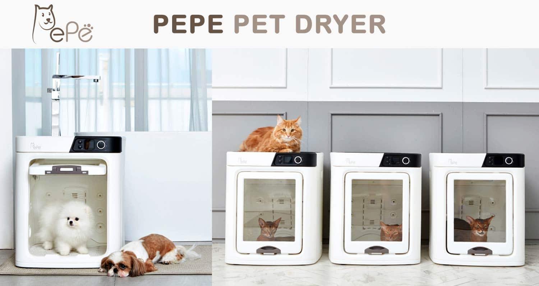 Pepe Pet Dryer.