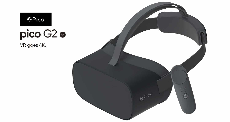 Pico G2 4K - VR Goes 4K