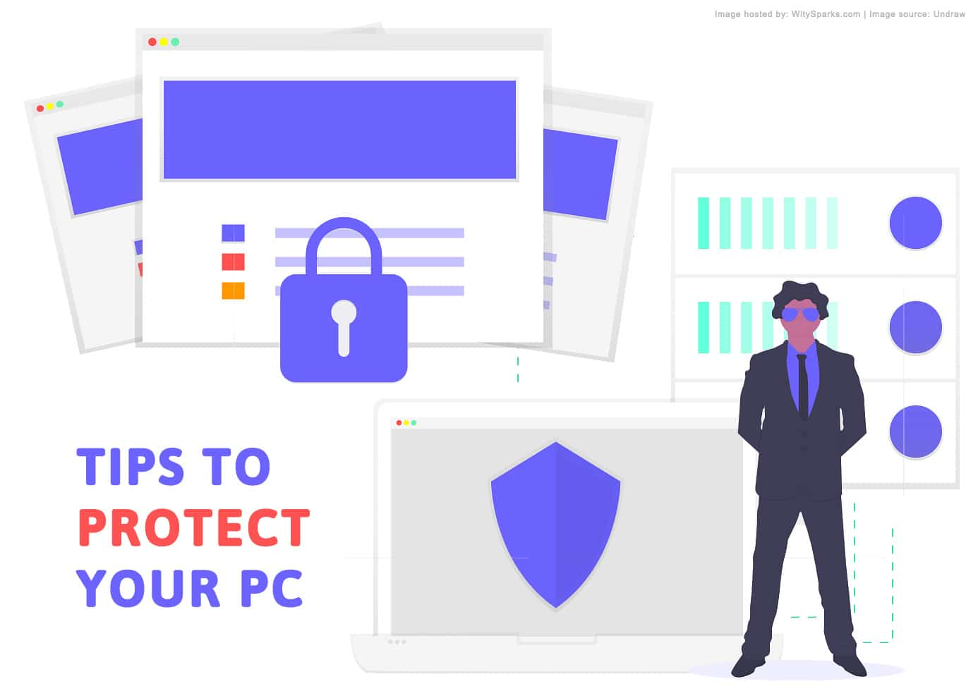 Steps to protect your Computer