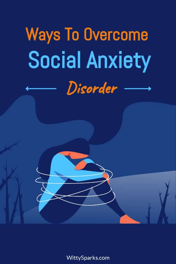 Ways to reduce social anxiety