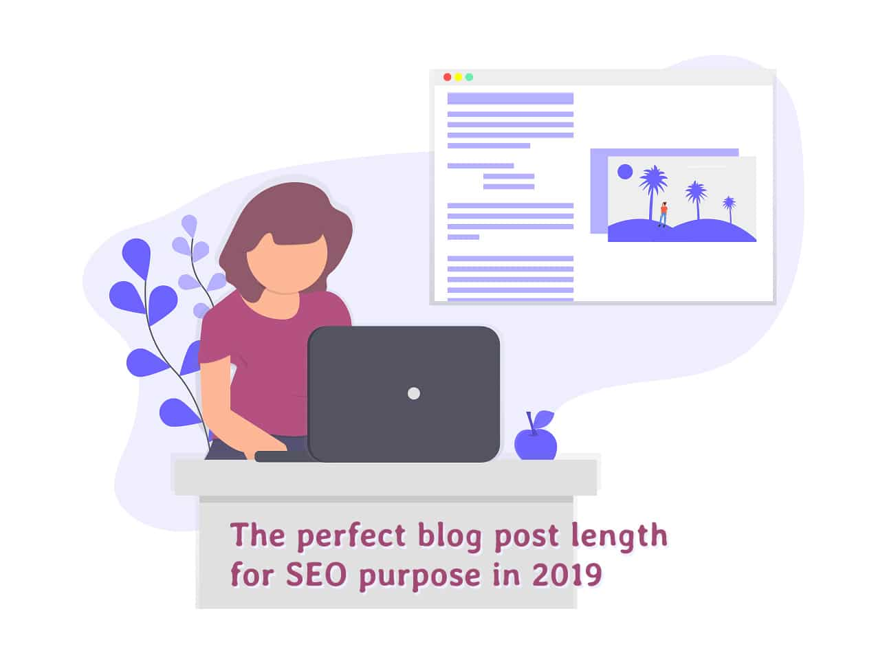 Best blog post length for SEO