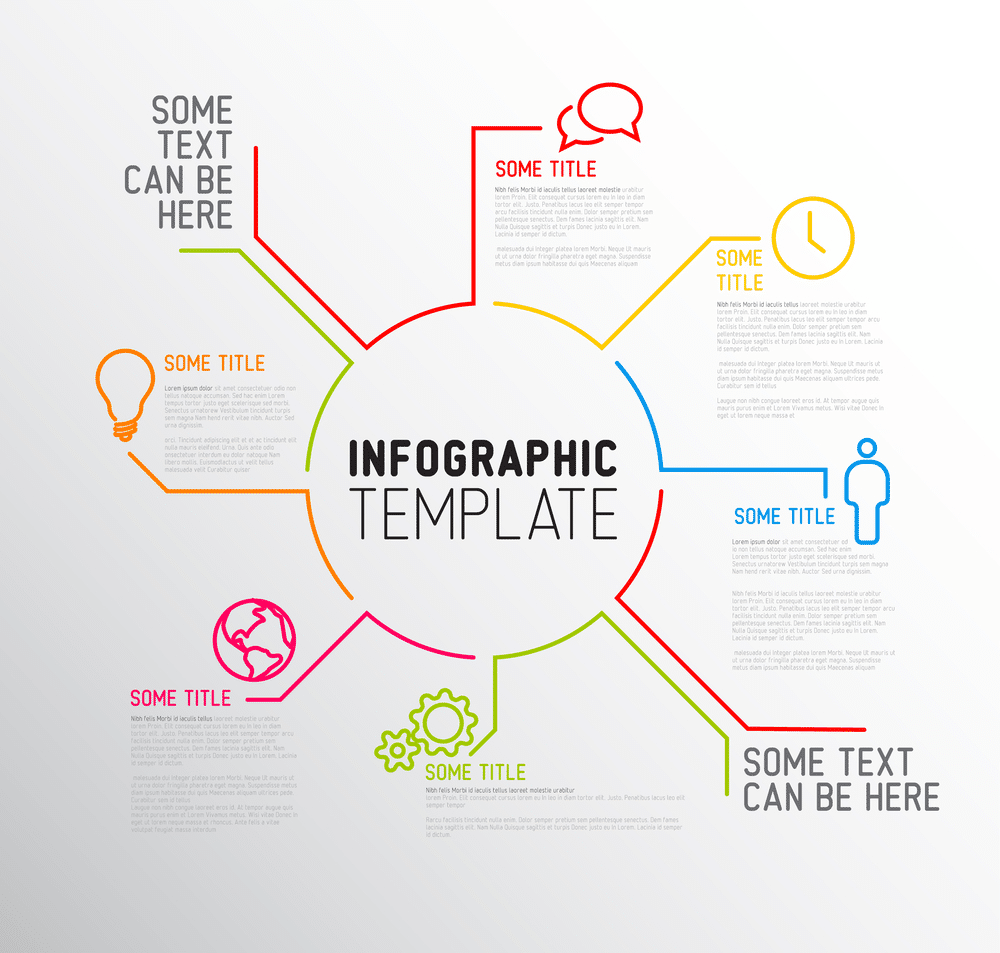 Iinfographic design tips and tricks