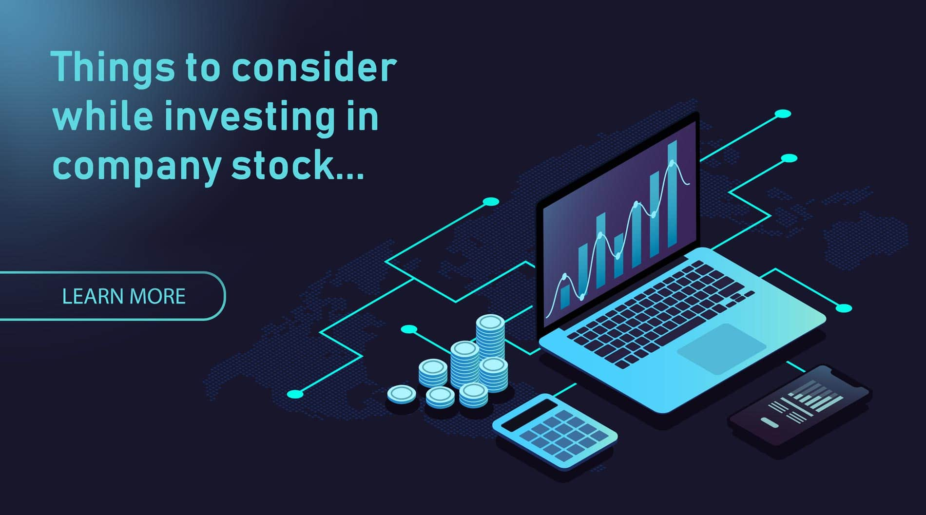Rules to invest in company stock.
