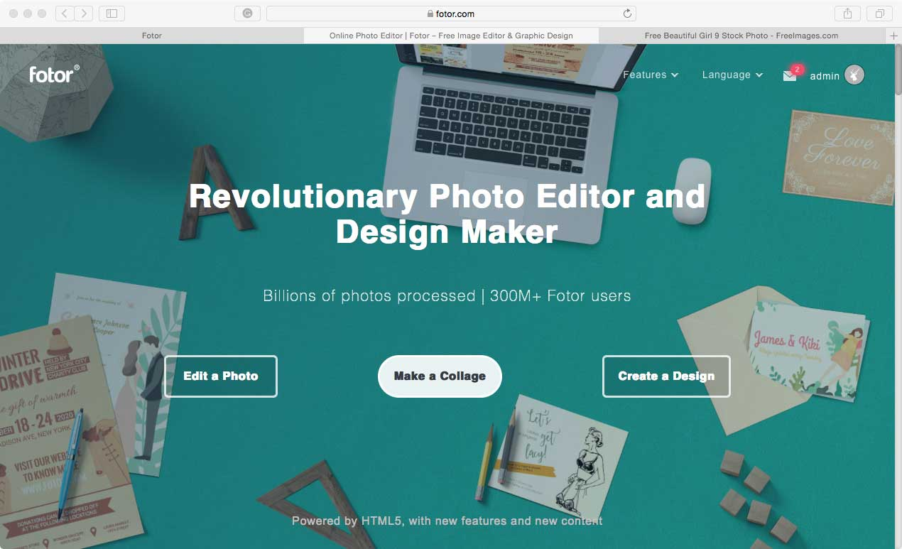 Fotor - Photo Editor and Design Maker