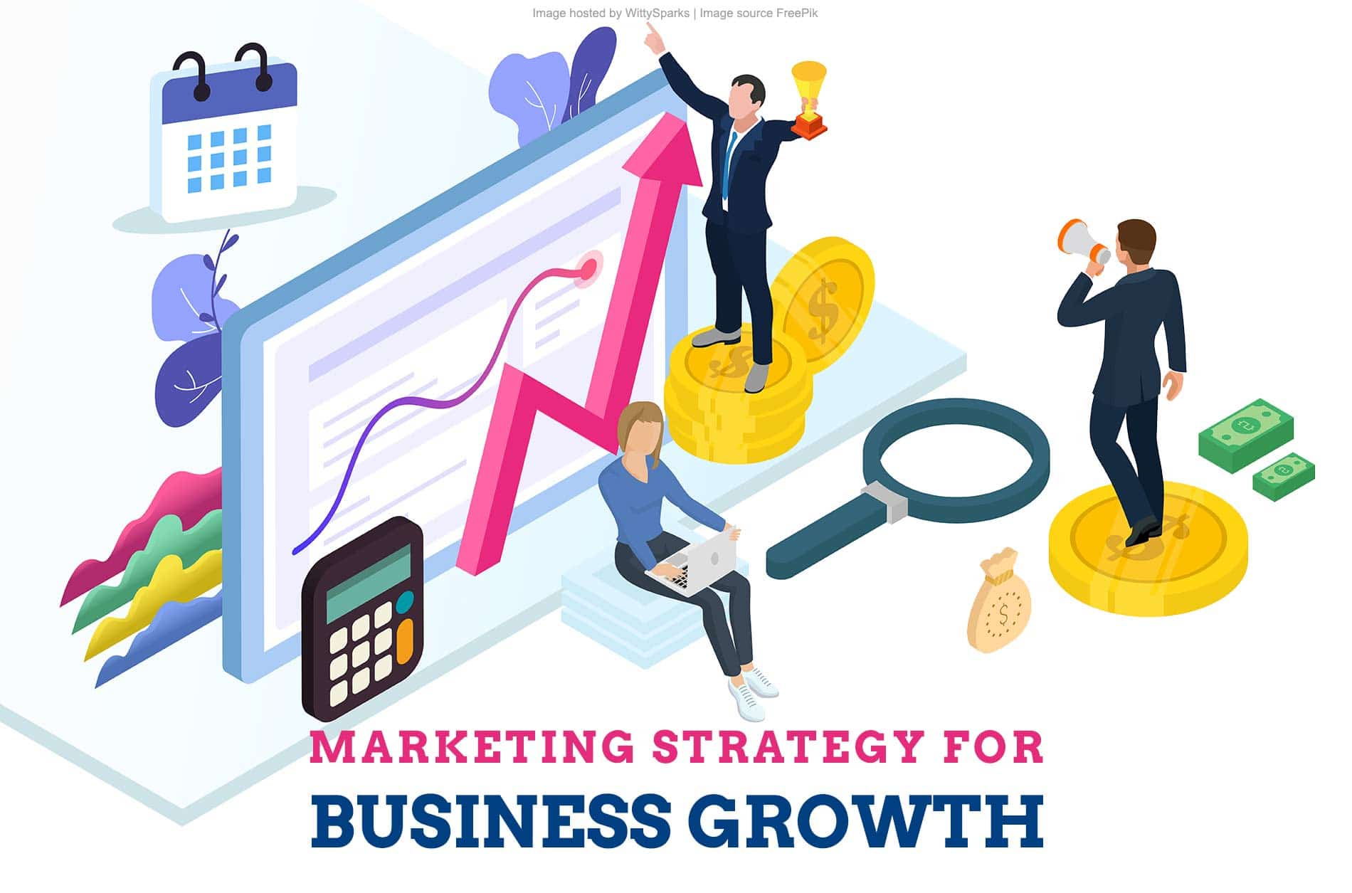 Marketing Strategy for Business Growth