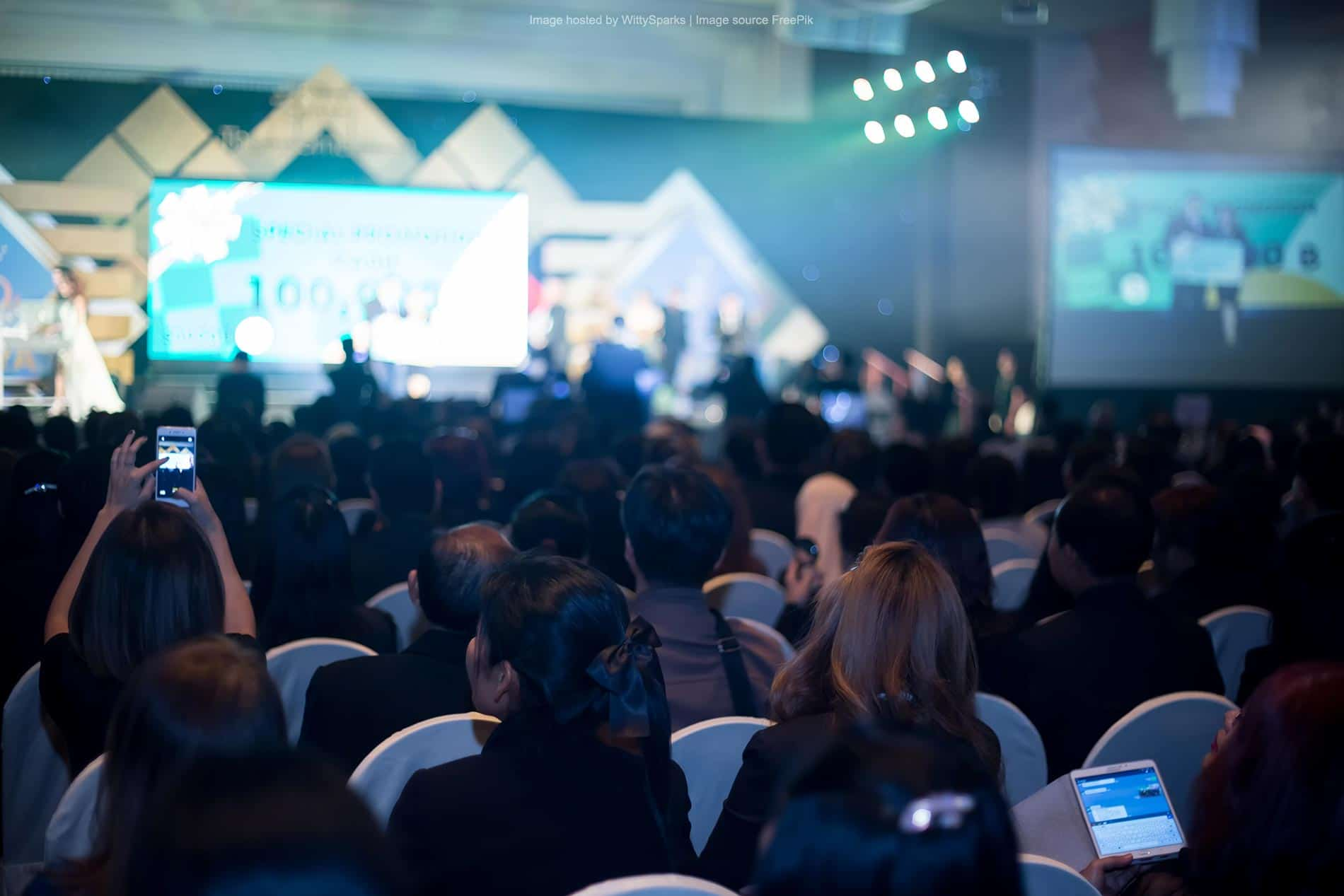 Event organizing companies