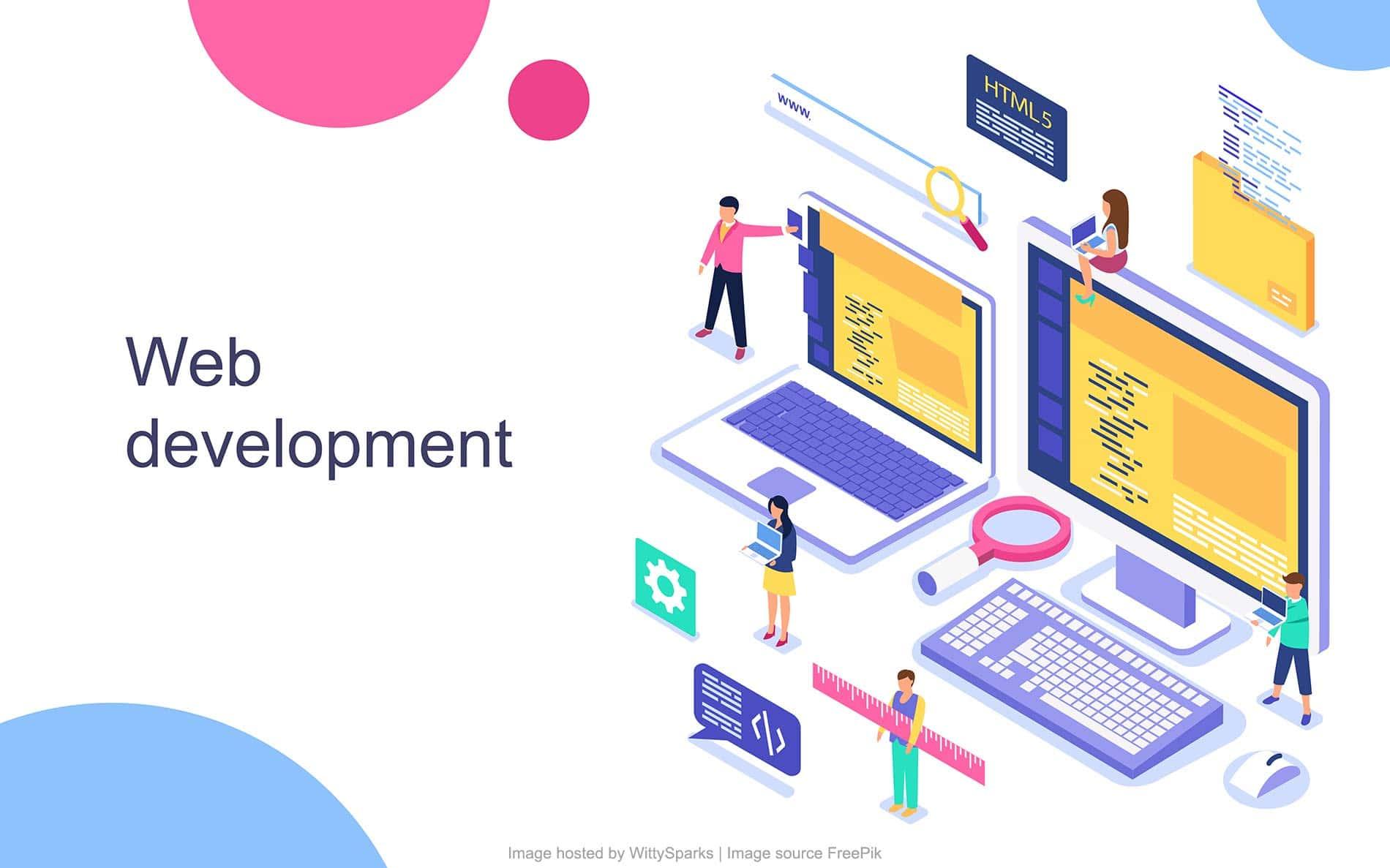 How to choose web development company