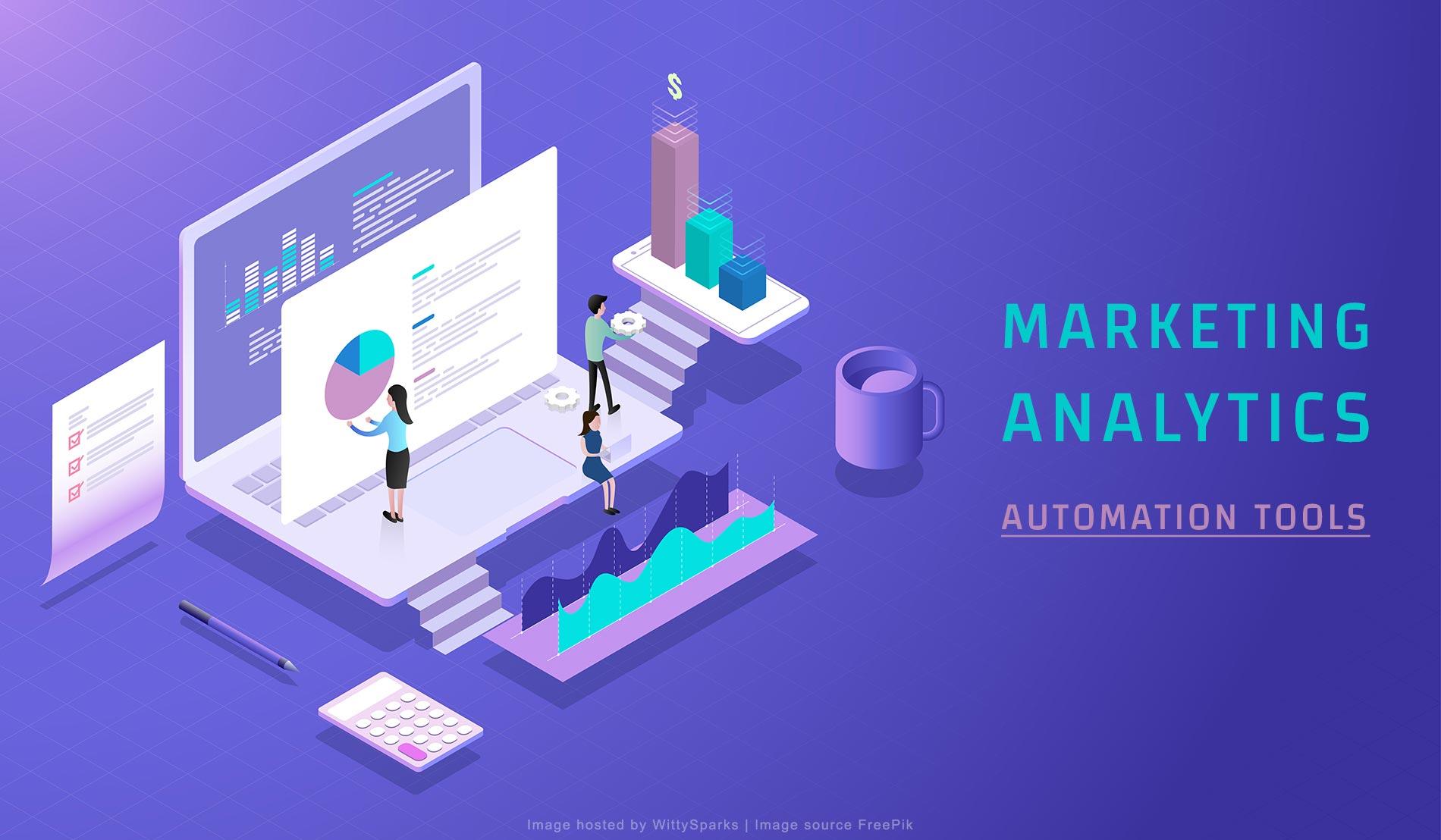 Marketing analytics tools