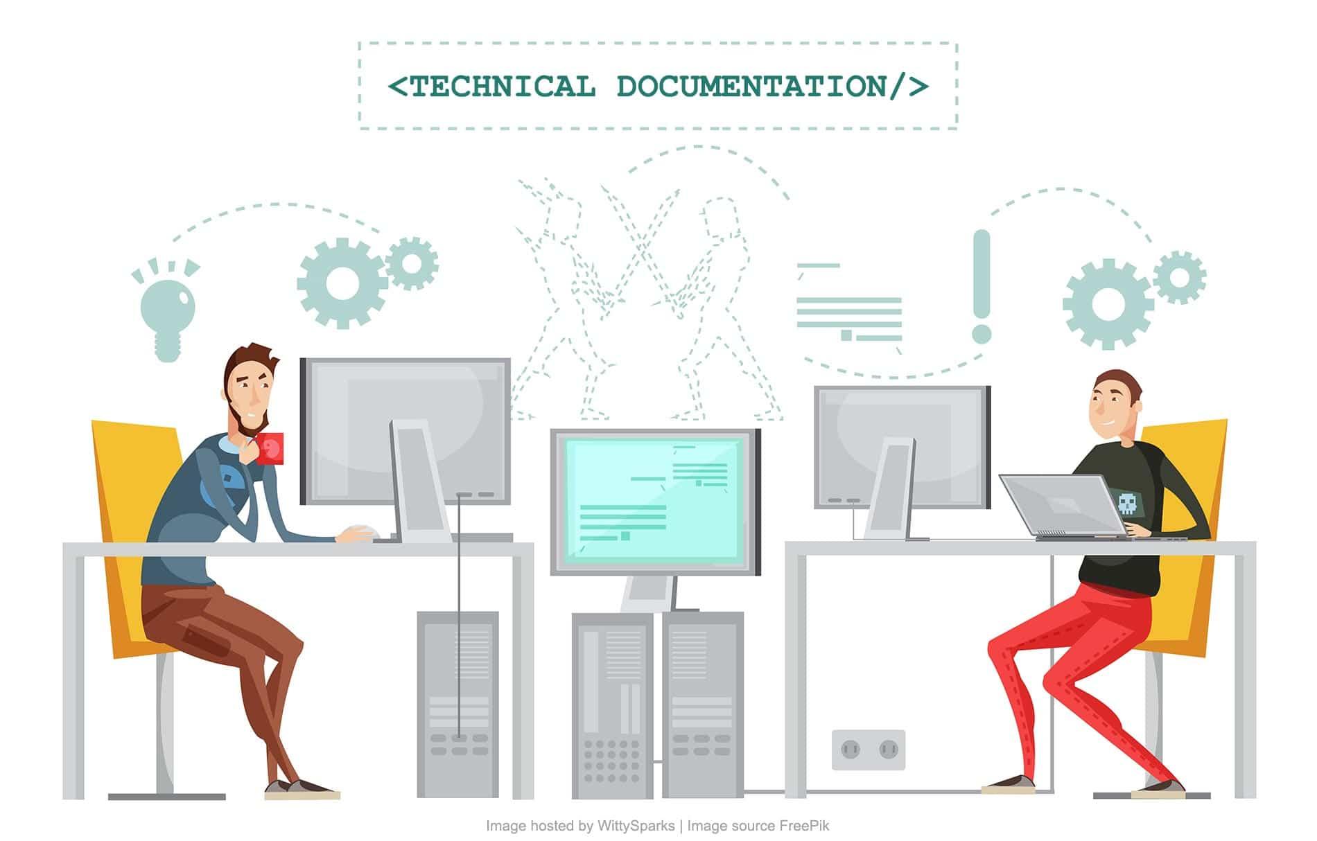 Technical documentation tools