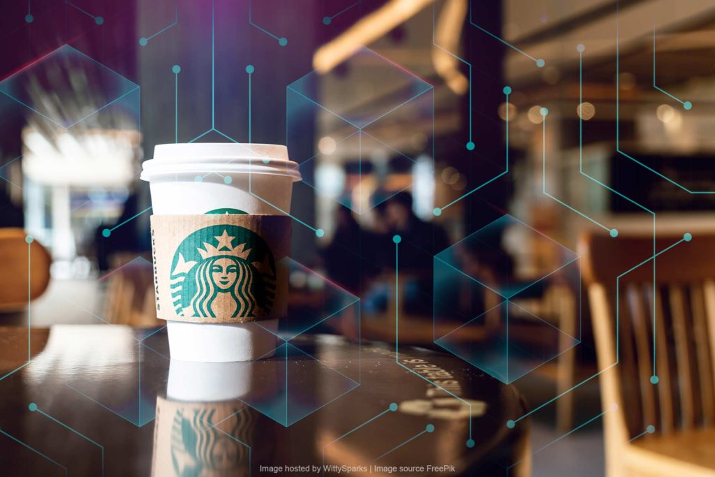 Blockchain for Your Coffee: How Starbucks Is Changing the Blockchain Usage Scenario