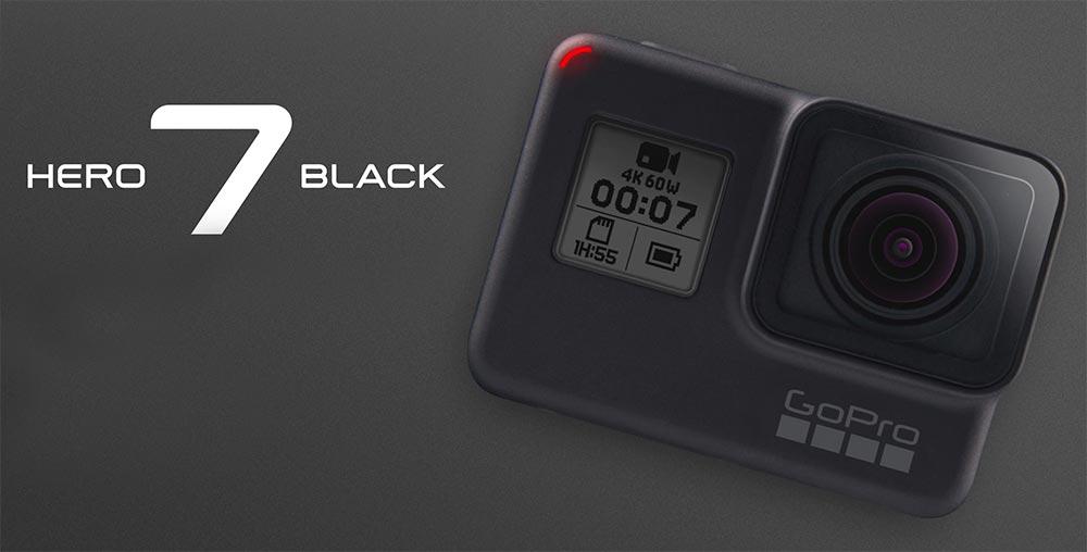 GoPro HERO7 Black Camera
