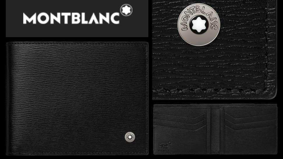 Montblanc Westside 6 Cc Wallet