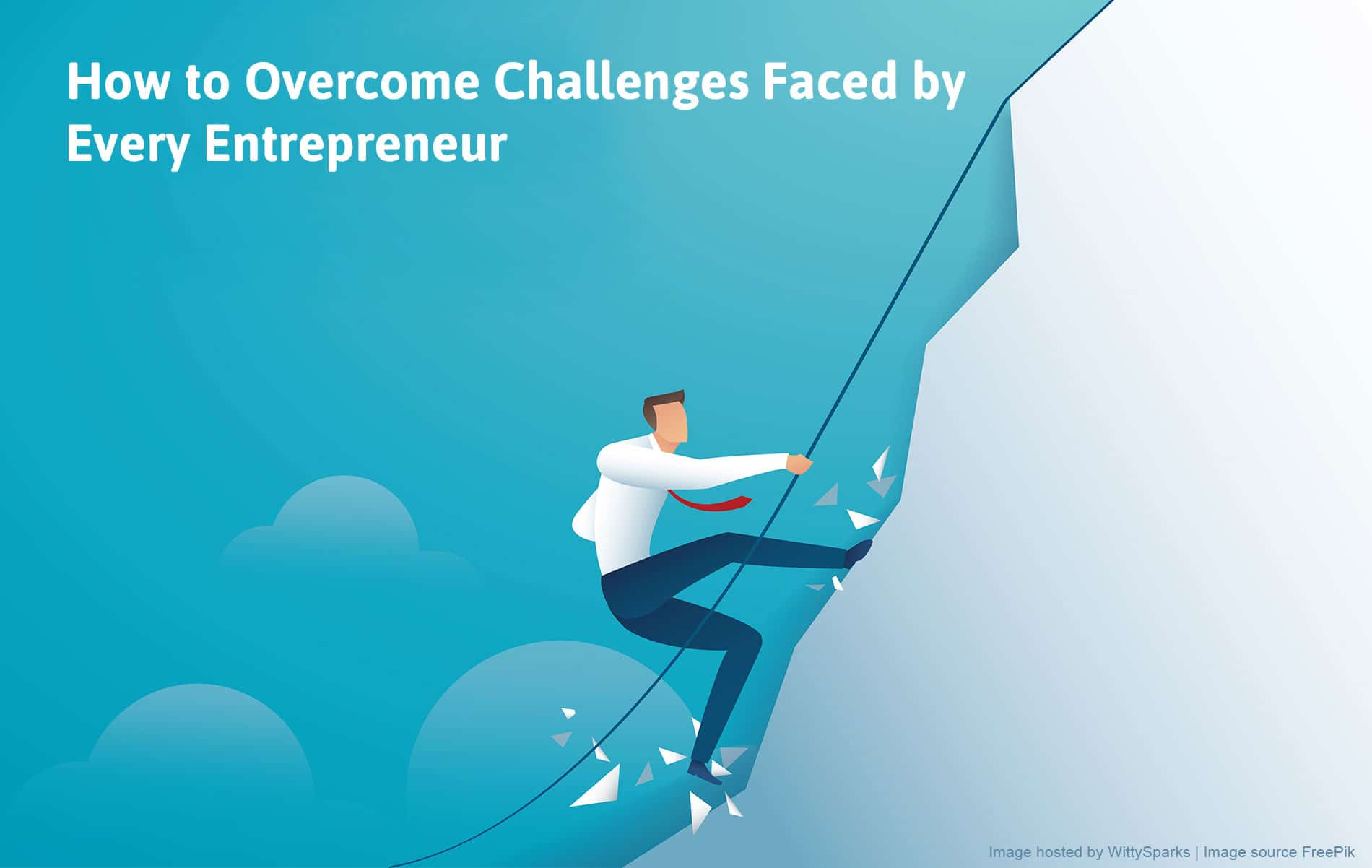 Overcome challenges faced by every entrepreneur.