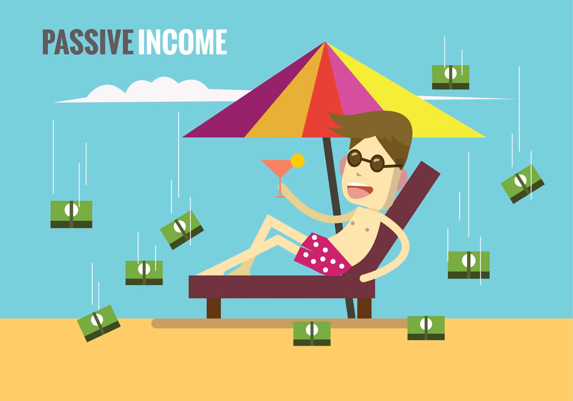 Create Passive Income With These 4 Types of Investments