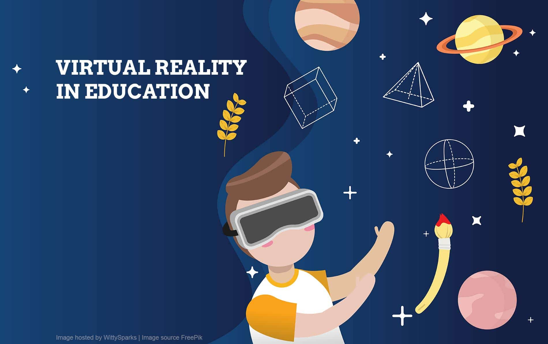 VR in education, school classrooms