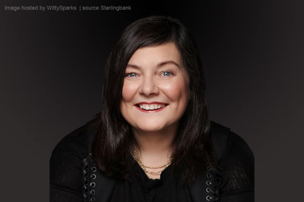 Anne Boden - CEO of Starling Bank