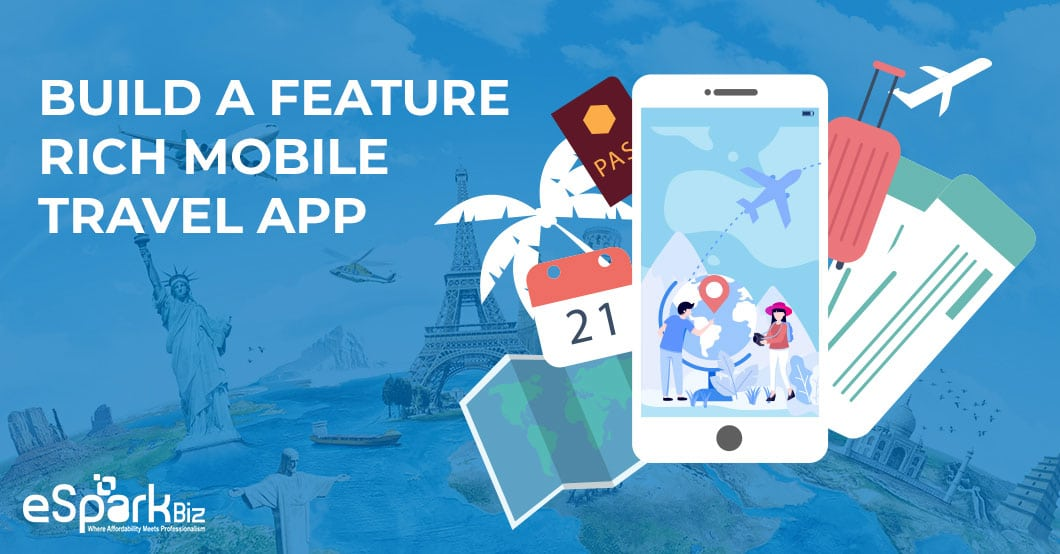 Making The Mobile Travel App Feature-Rich