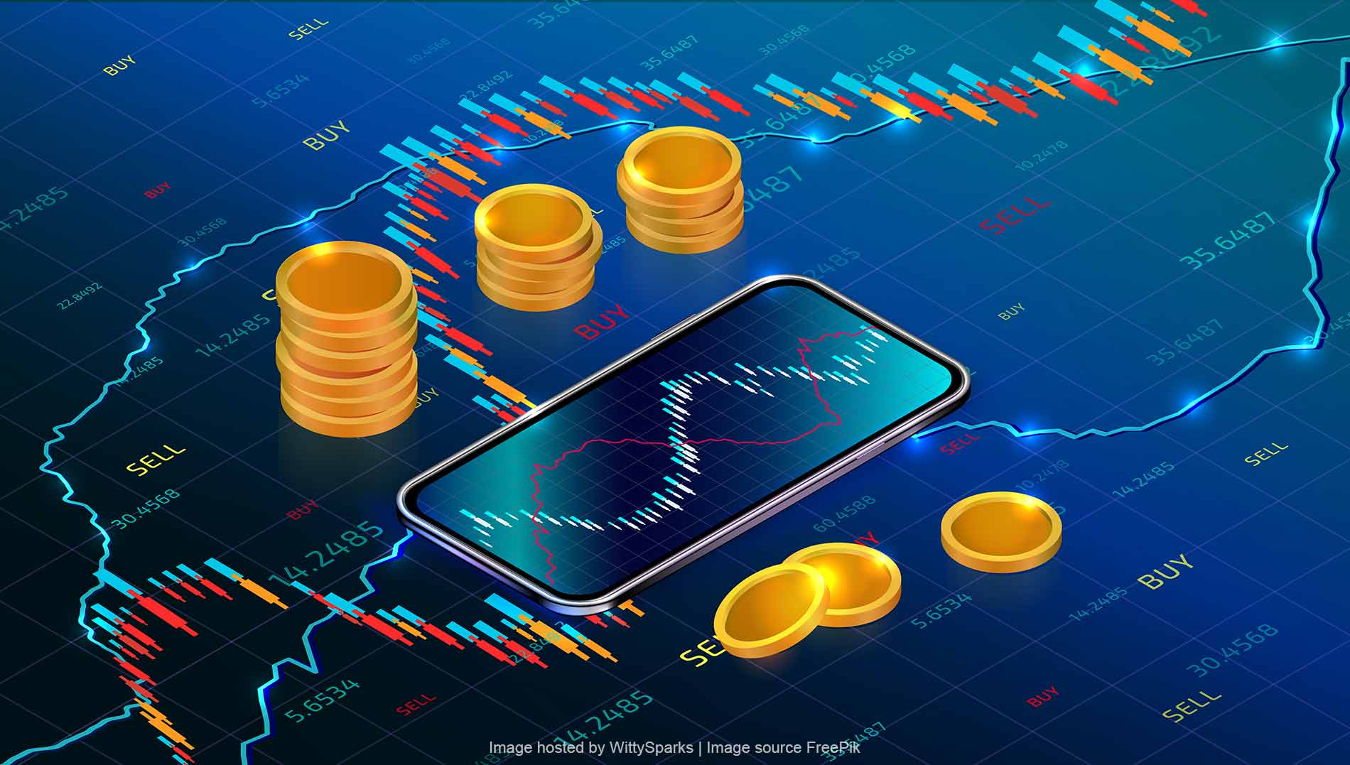 Digital currency or Cryptocurrency in trading