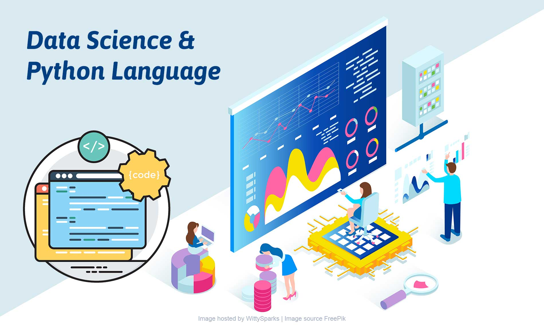 Learn Data Science and Python Language