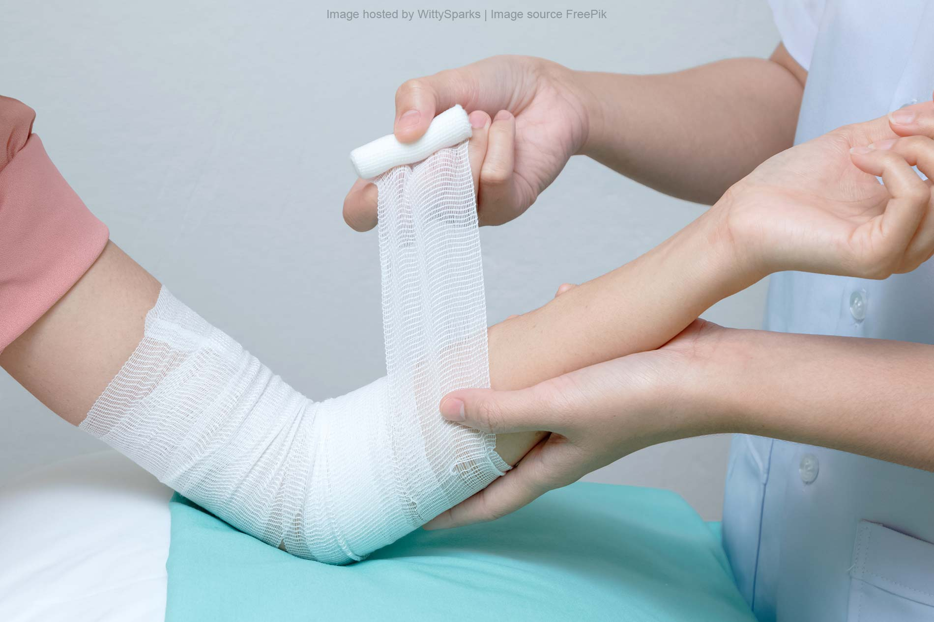 Nurses for Wound Dressing at Home