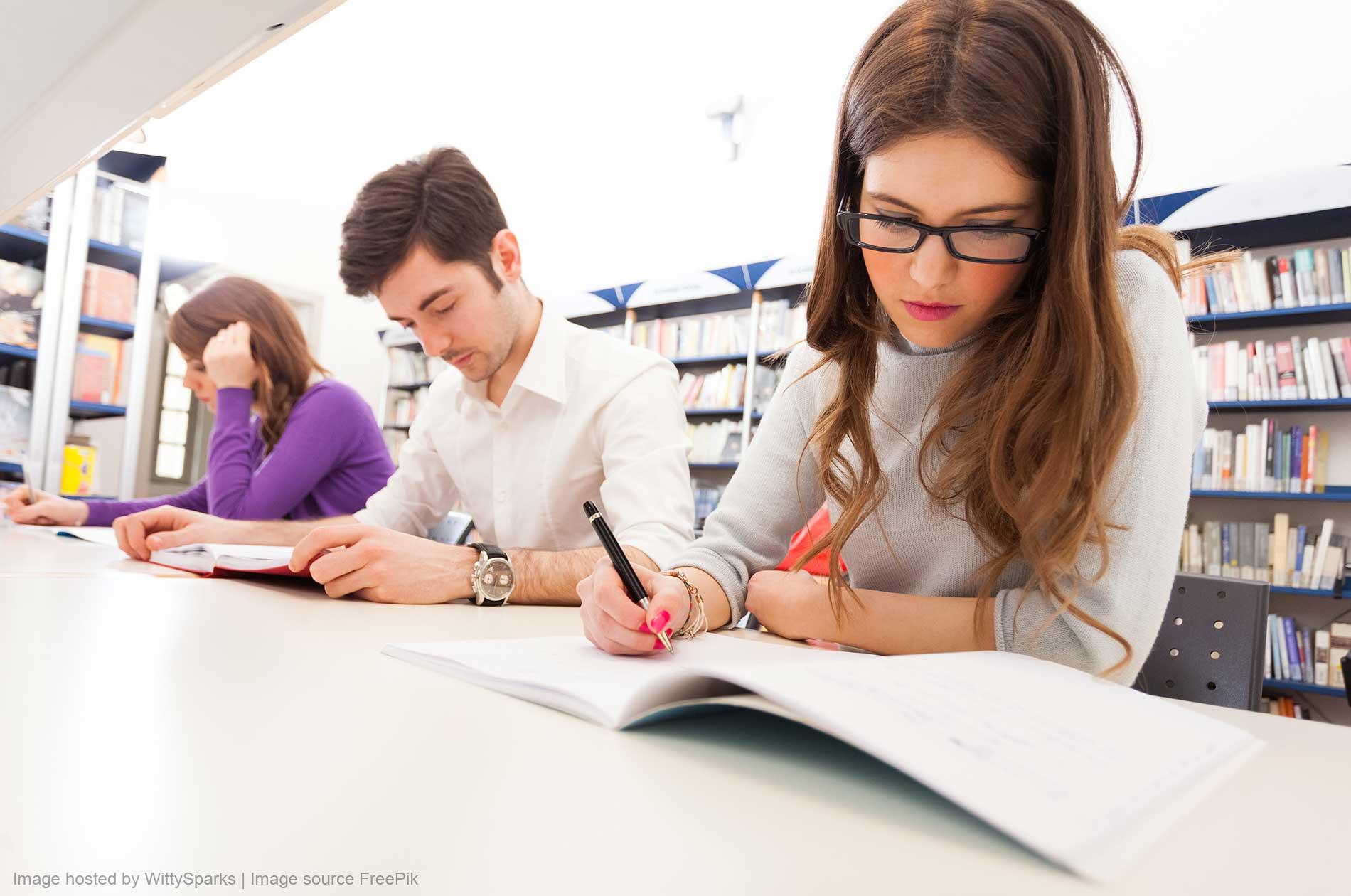 Self-awareness test for teens