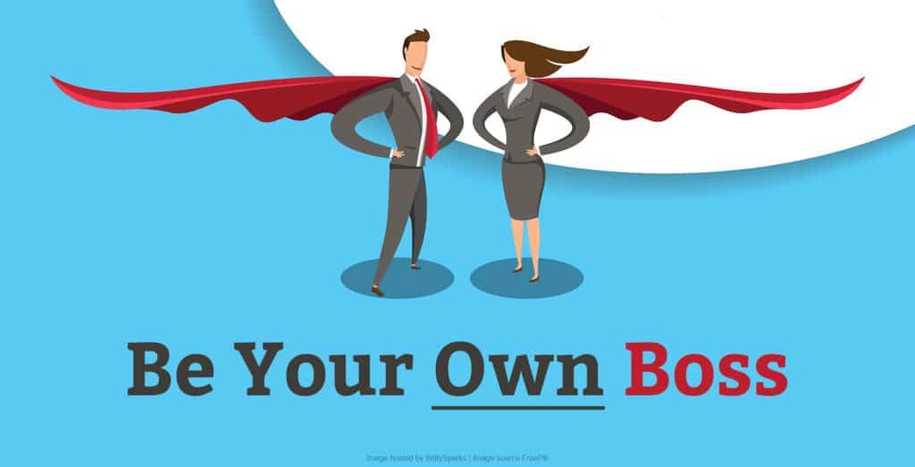 Be Your Own Boss (BYOB) - Solo Entrepreneurship