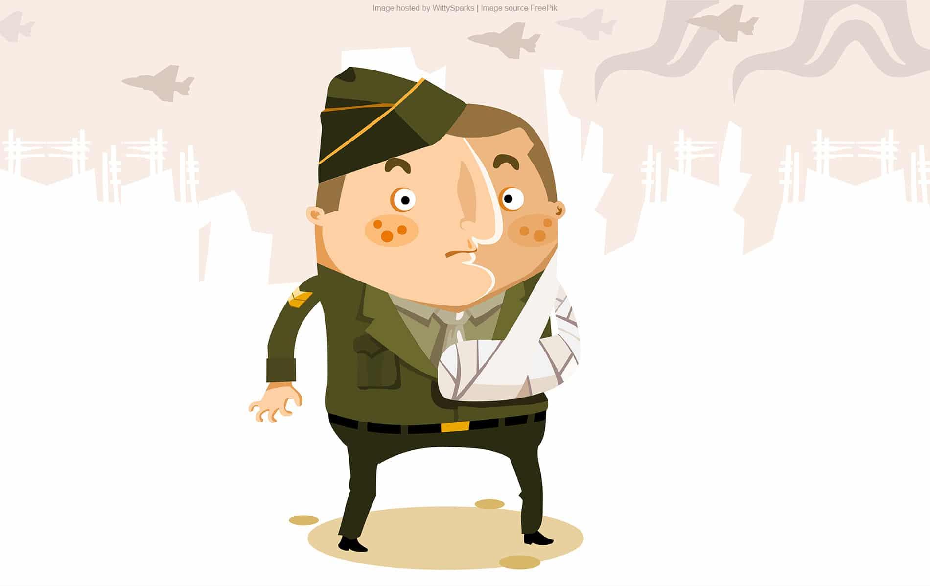 PTSD in Military Veterans