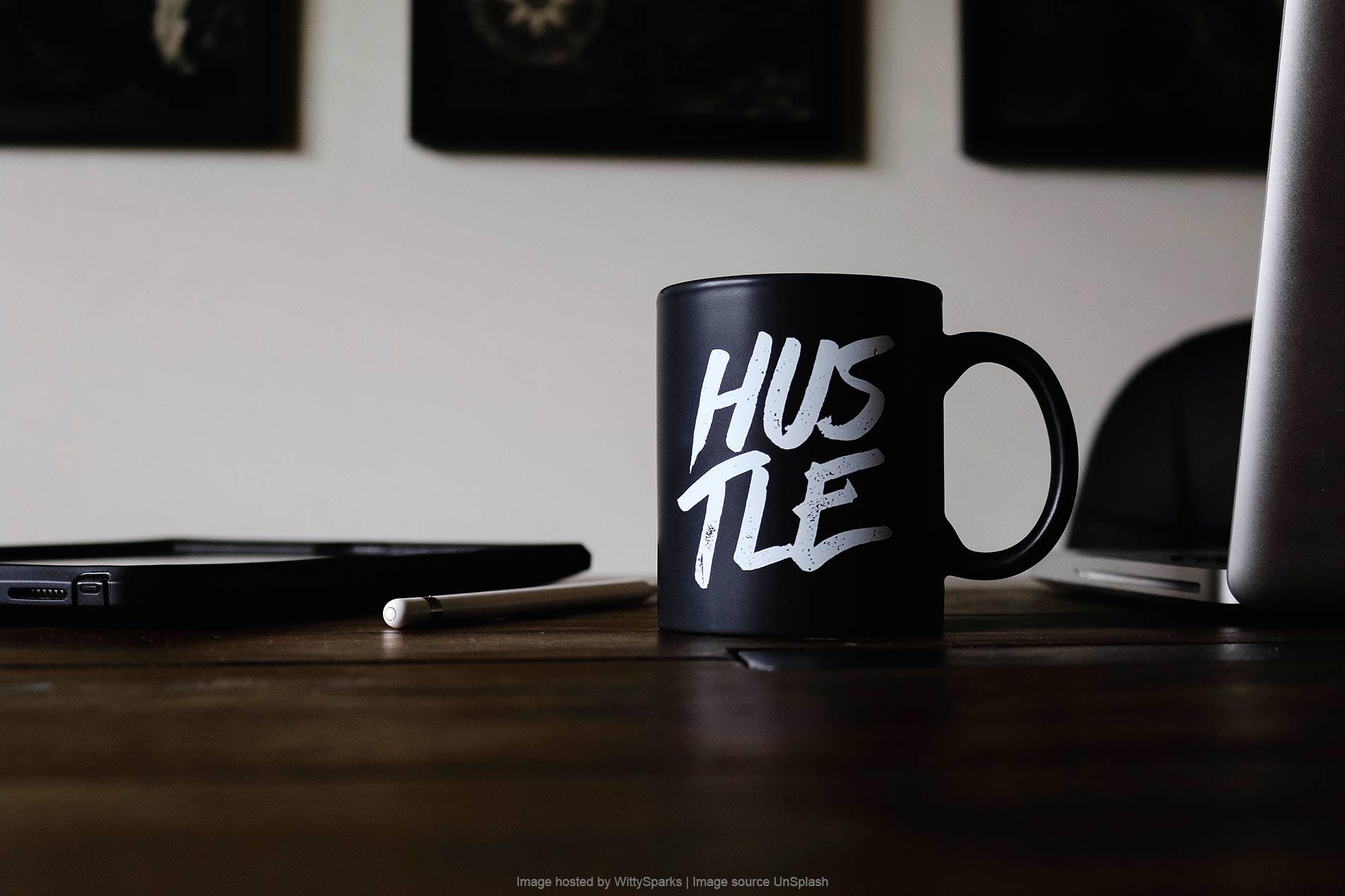 Side hustle - solopreneurs