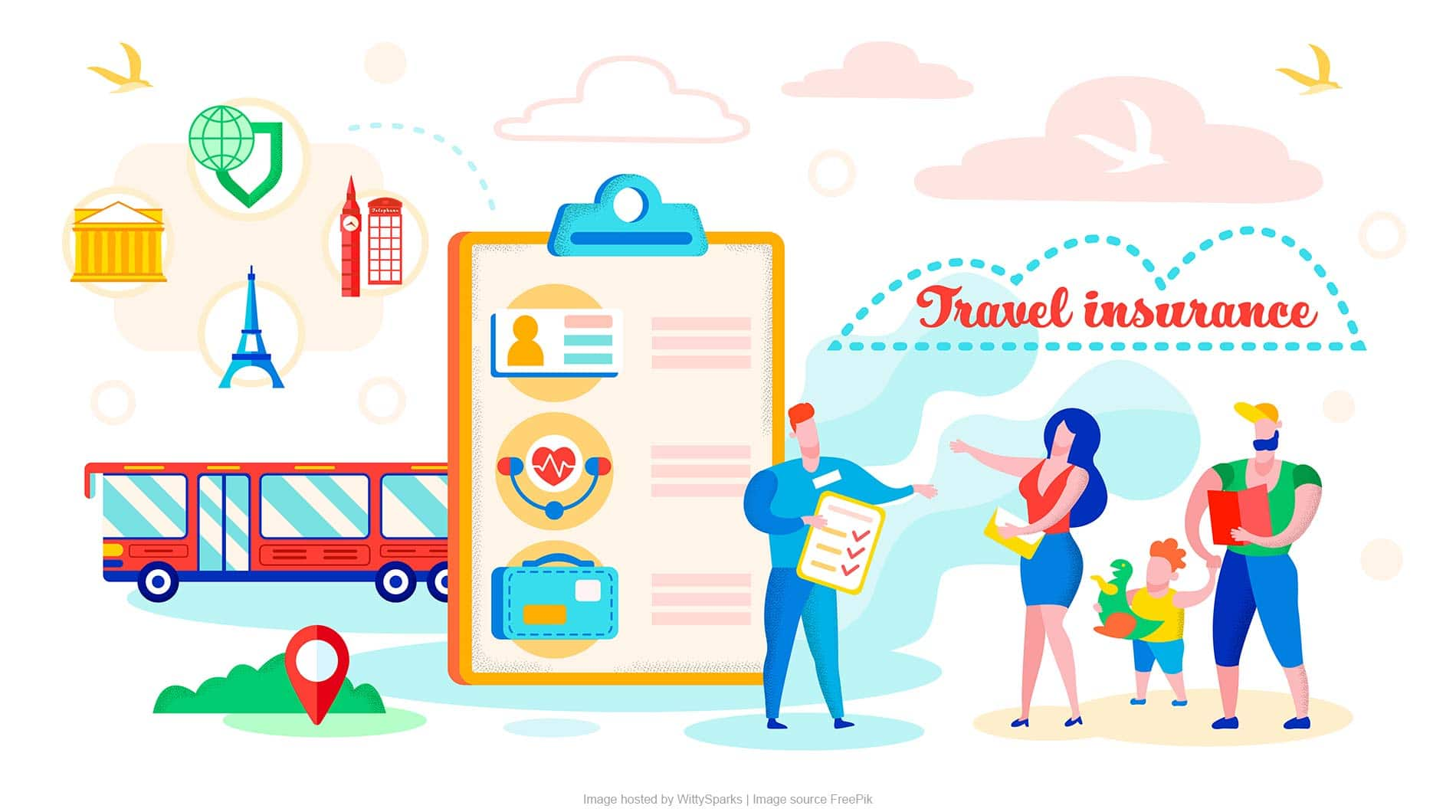 Advantages of Travel Insurance Policy