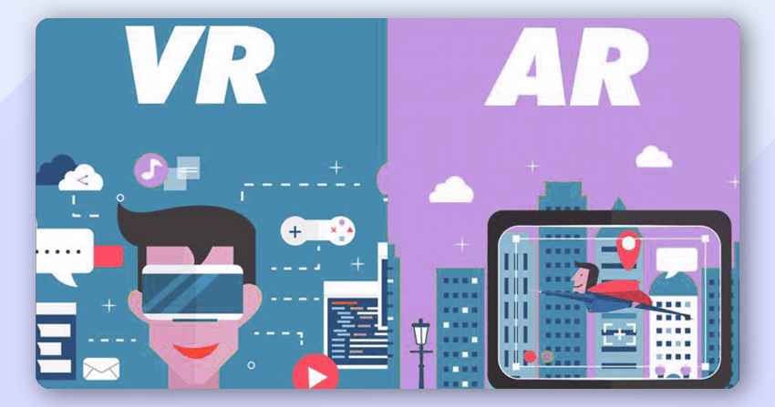 Virtual Reality and Augmented Reality in User Interface Design