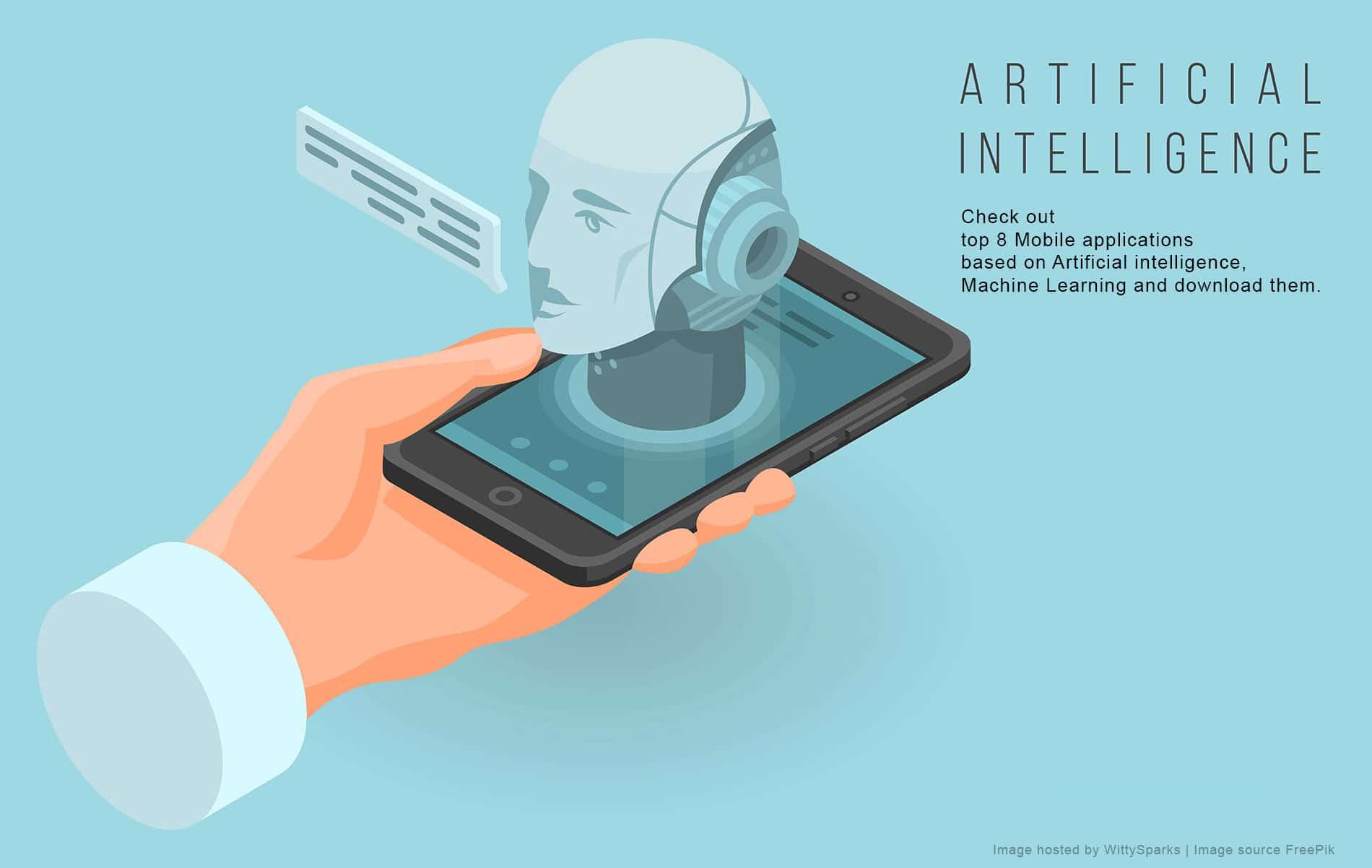 Mobile app developers optimizing AI