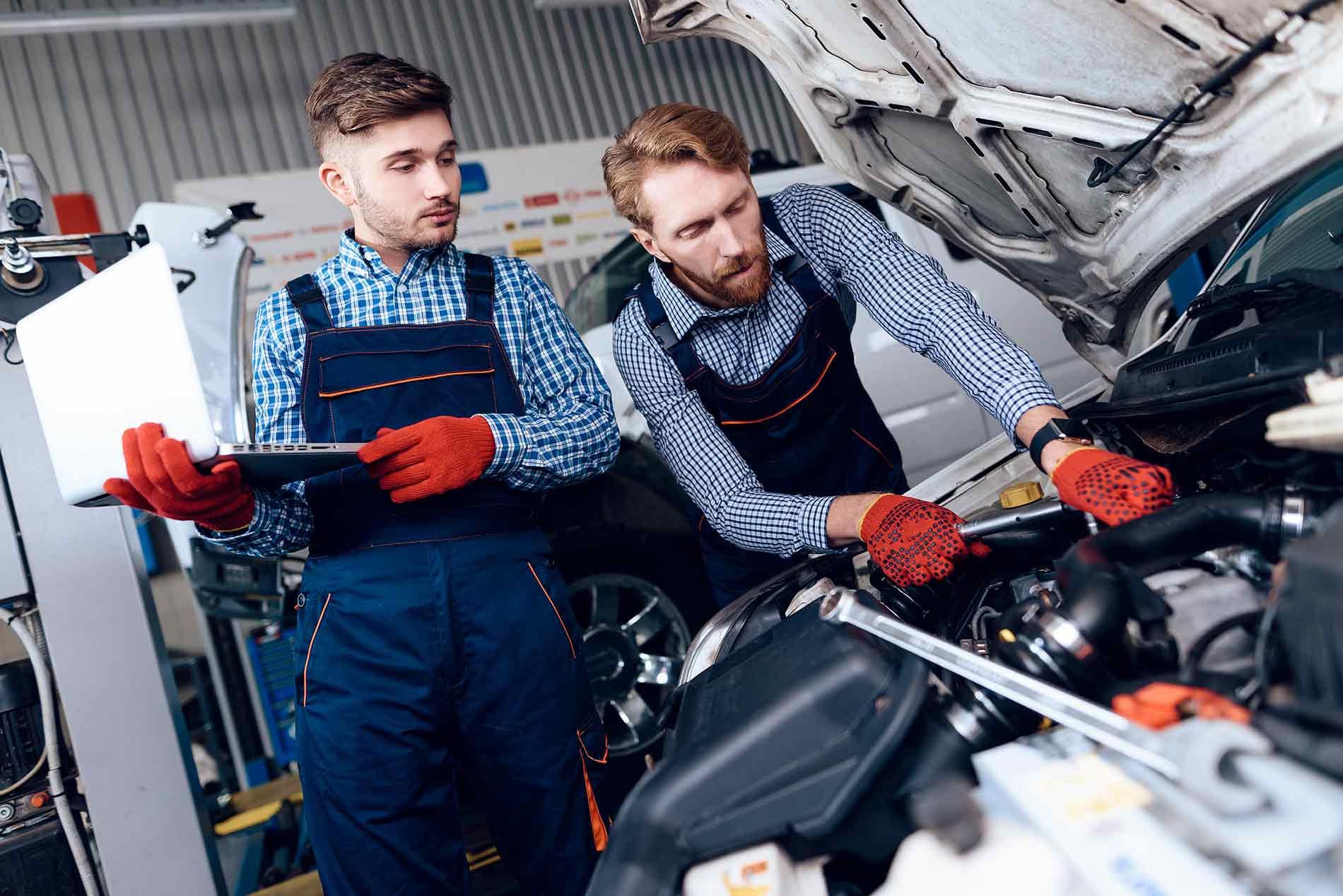 Automotive repair program to consider