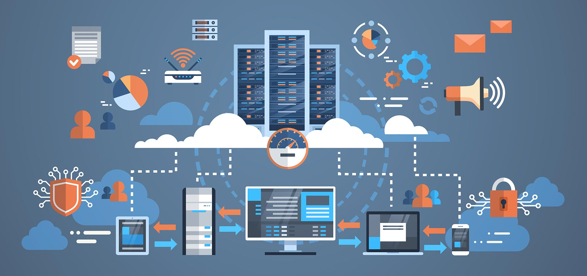 Cloud Web Hosting Services to Consider