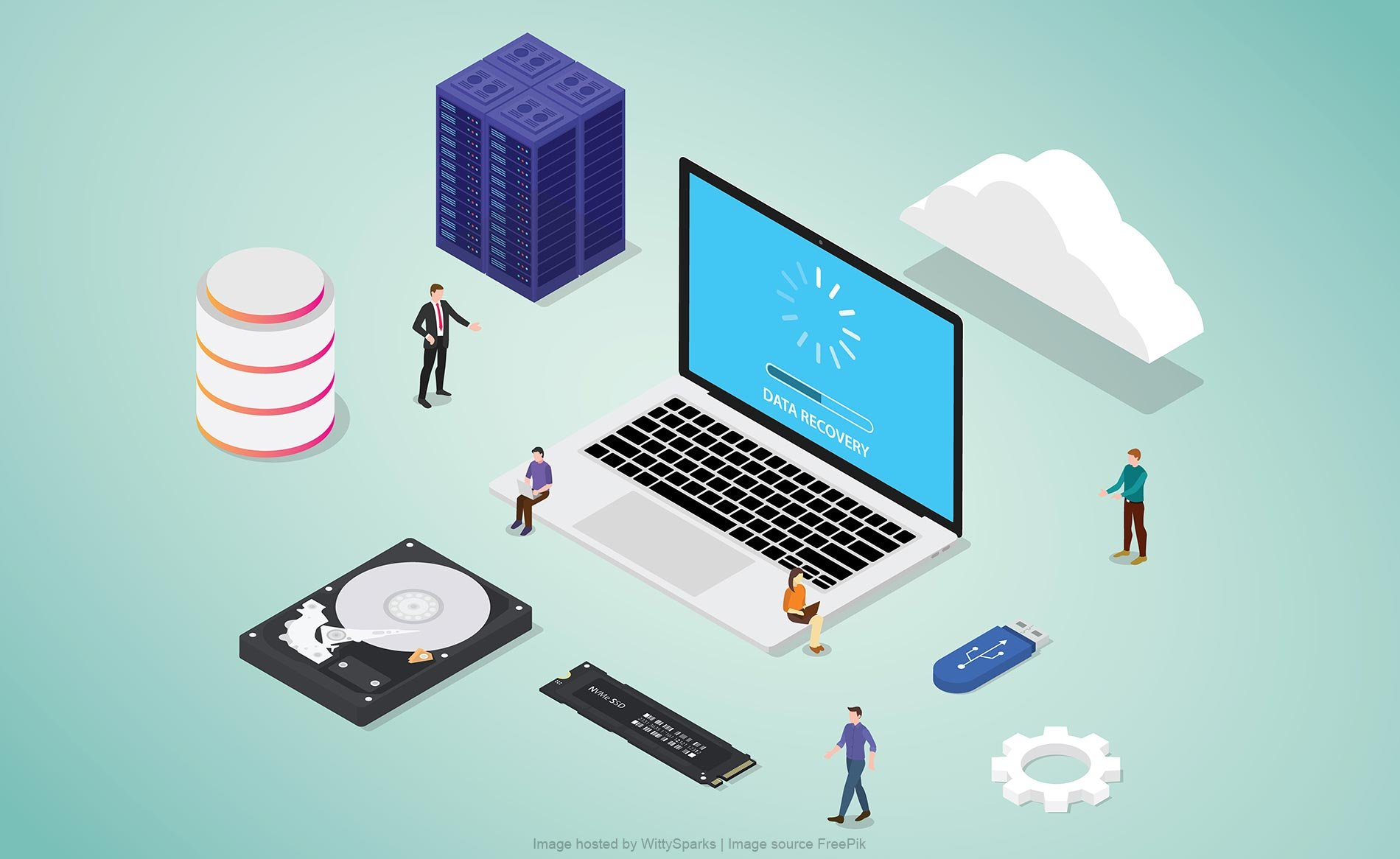 Data recovery software for your small business