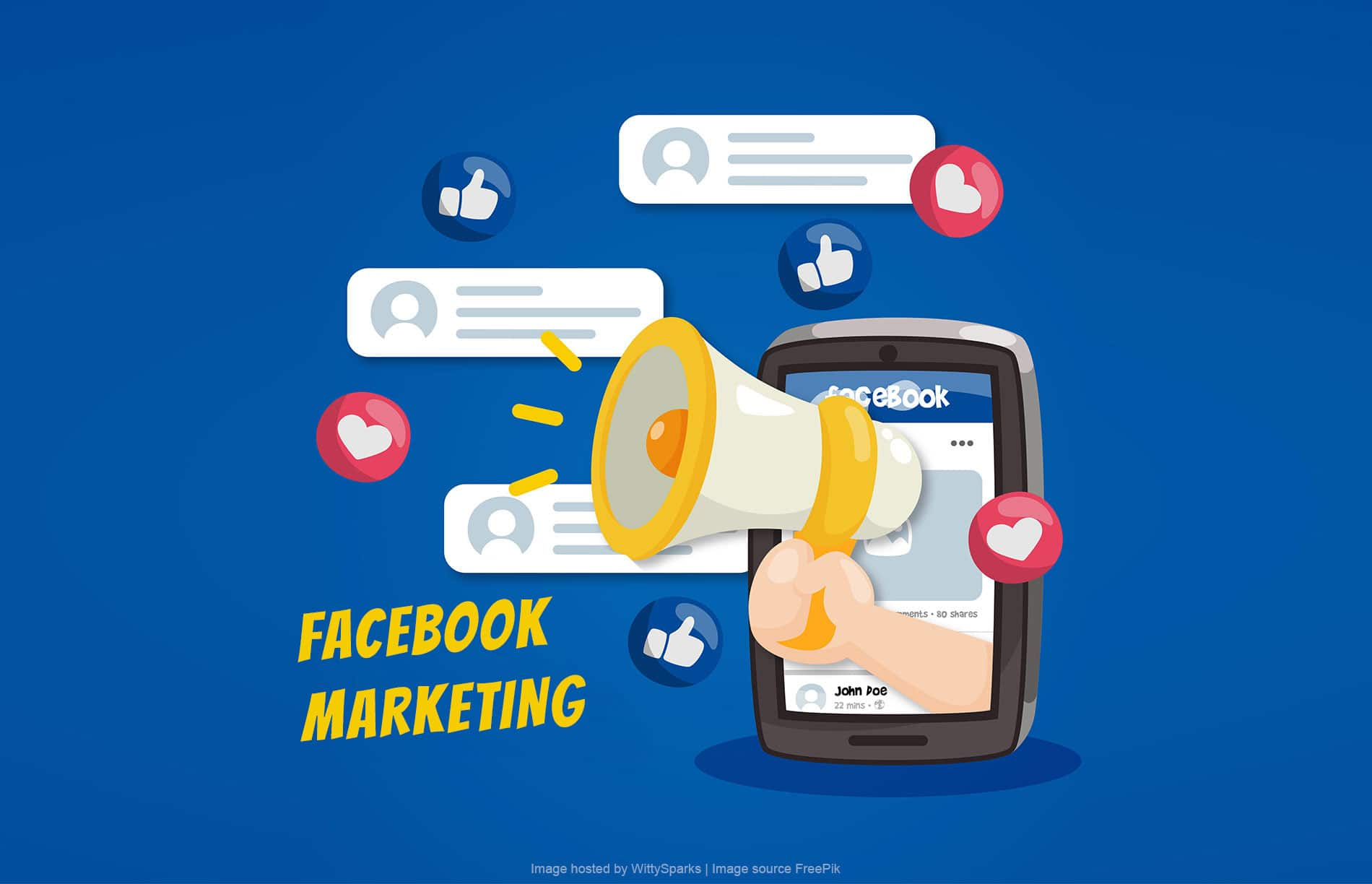 Facebook ads for account based marketing