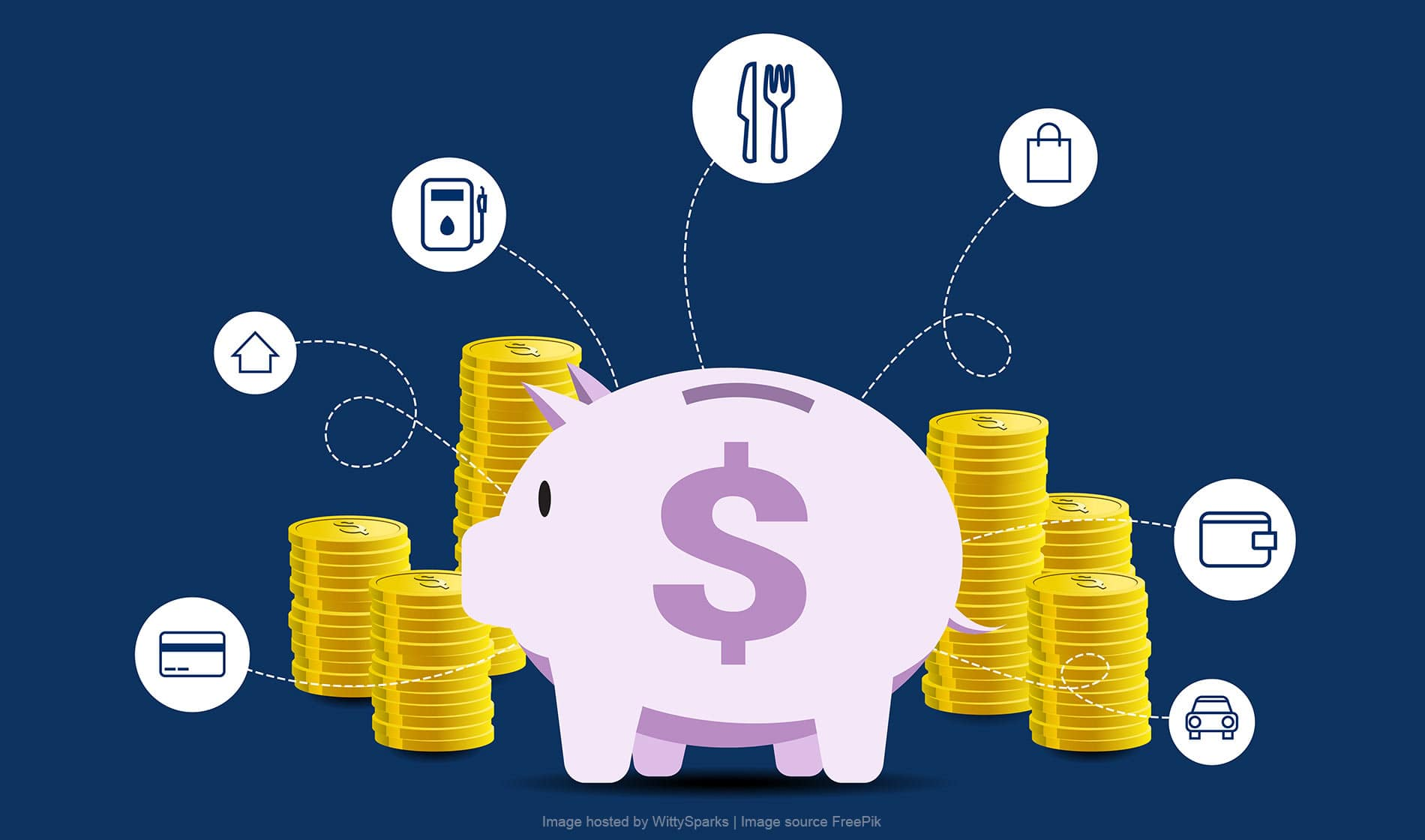 Tips to saving money while spending