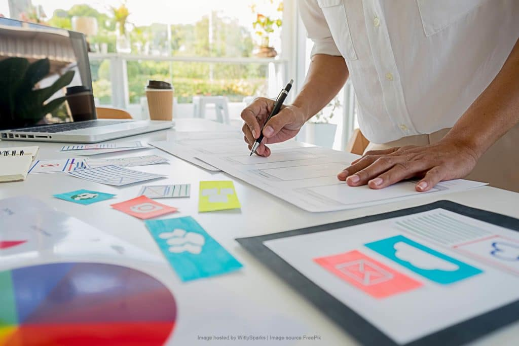 Brand Identity Building: A UI/UX Design Point Of View