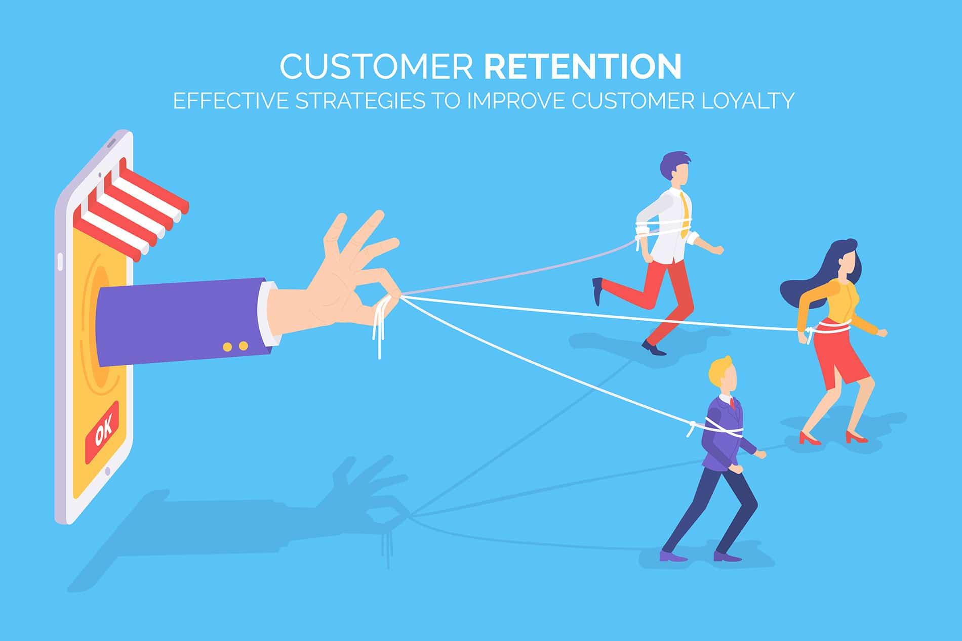 Strategies to improve customer loyalty