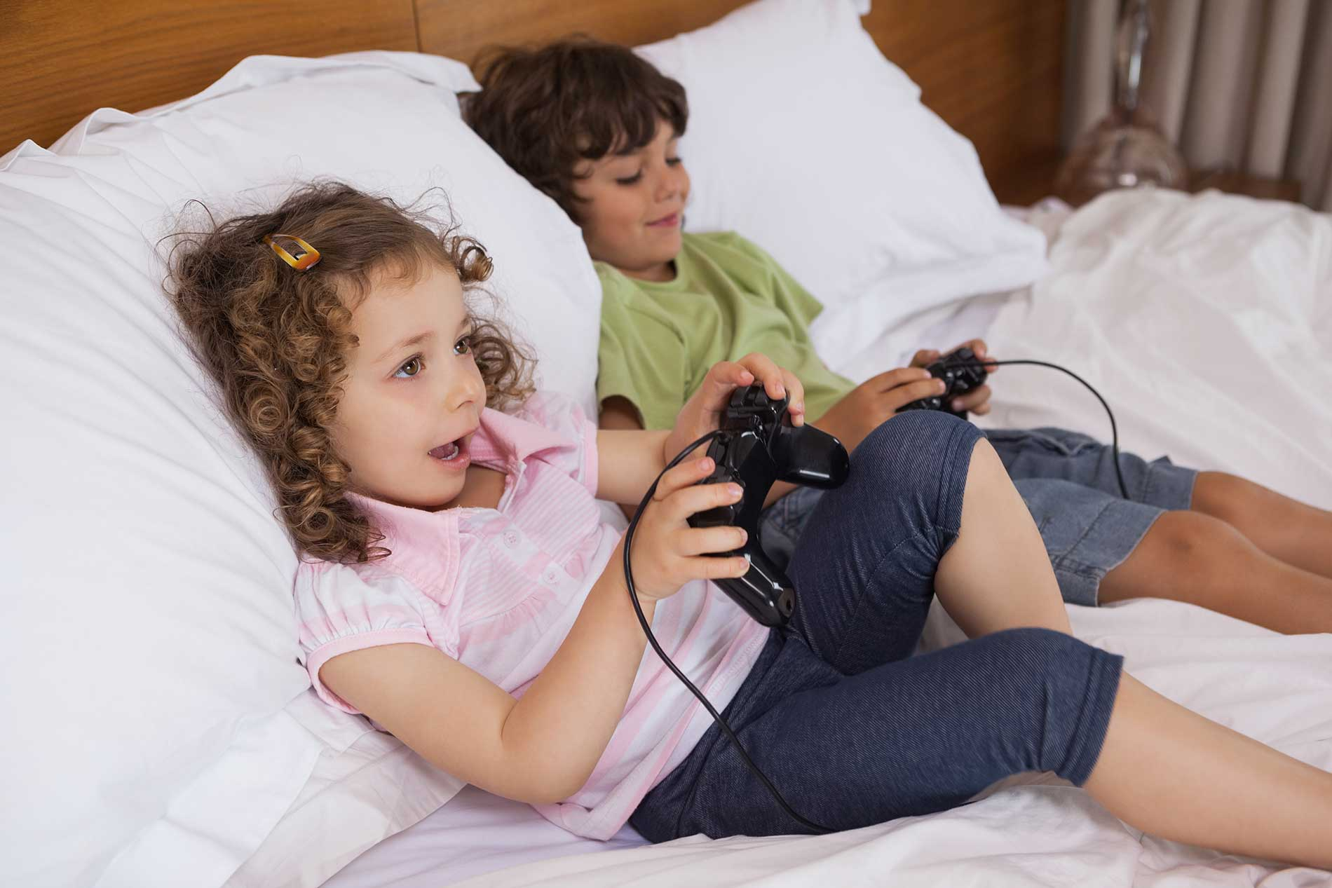 Top video games for kids