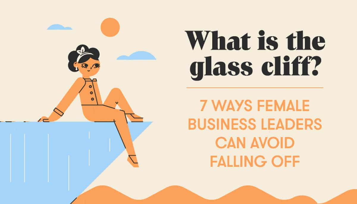What is the Glass Cliff