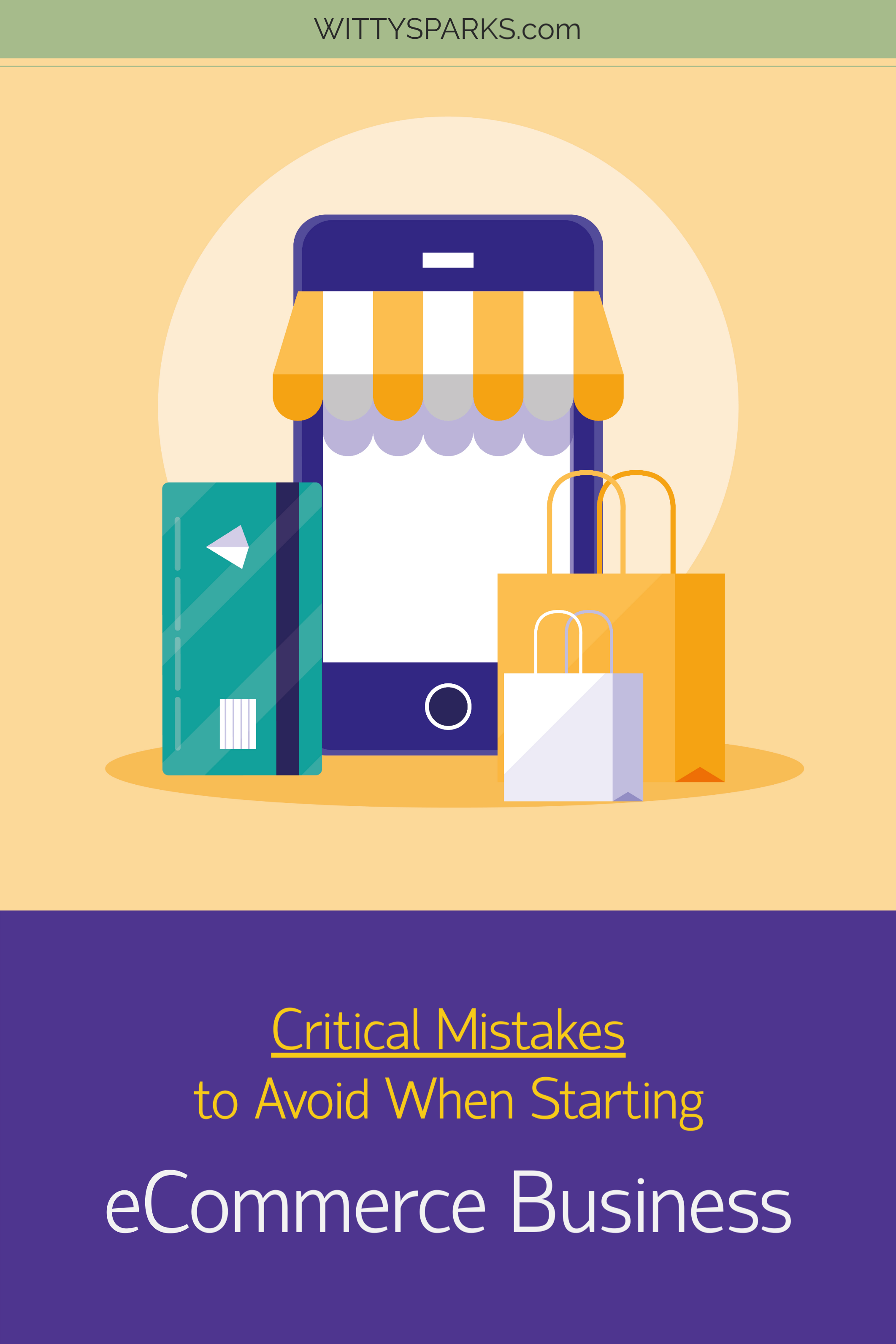 eCommerce businesses: Critical mistakes to avoid.