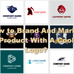 Brand and market your product with a cool logo