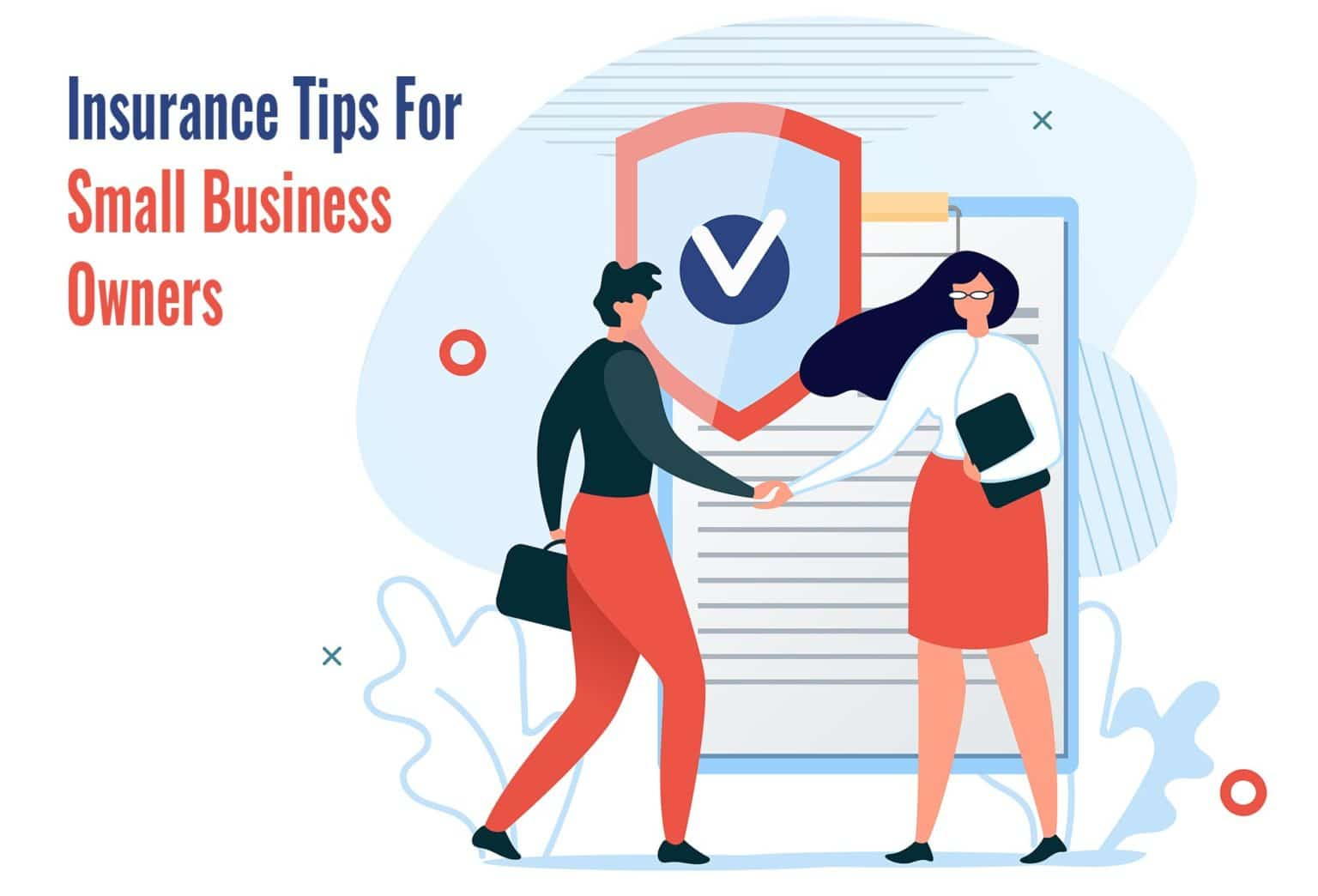 Insurance tips for small business owners