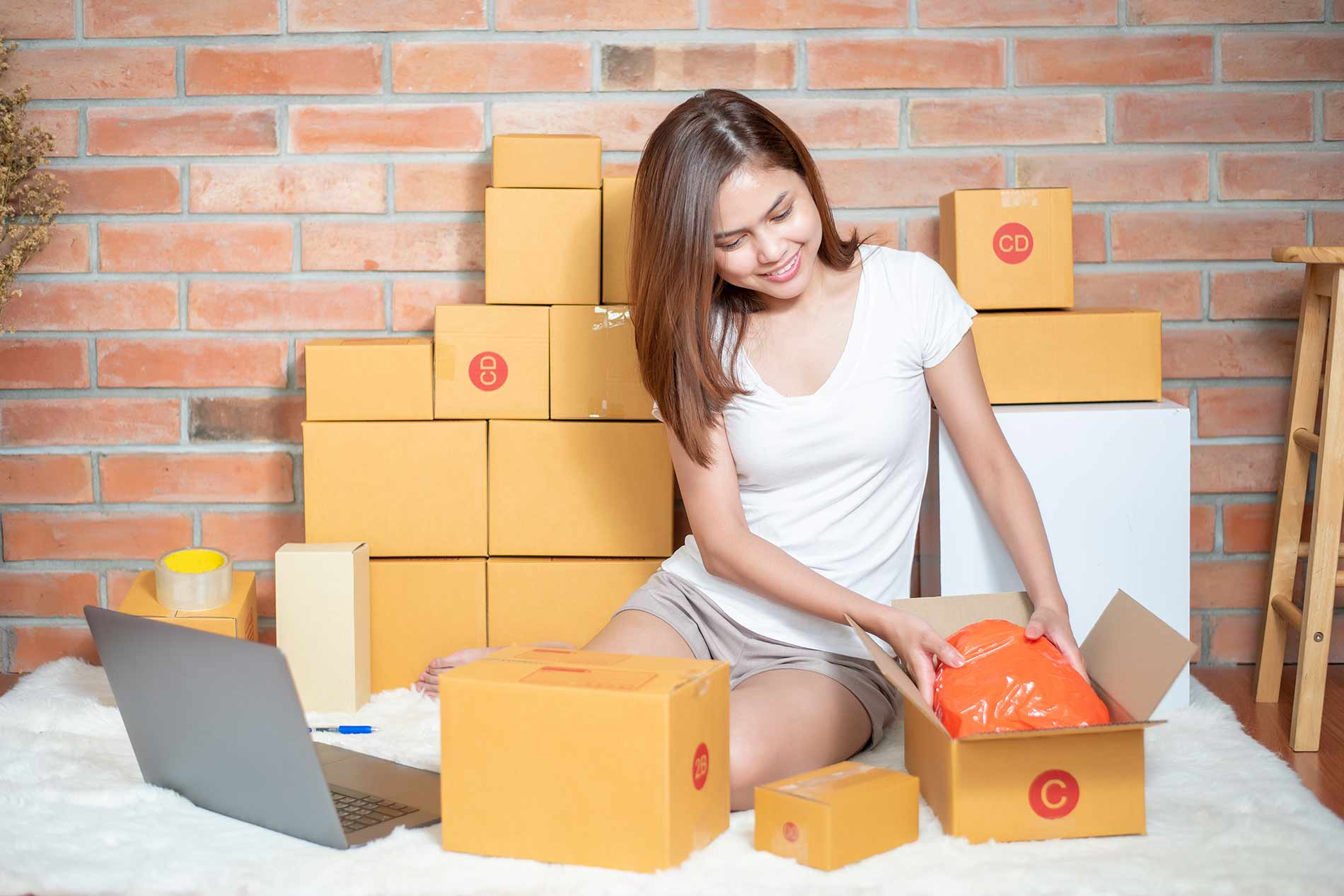Selling products online successfully