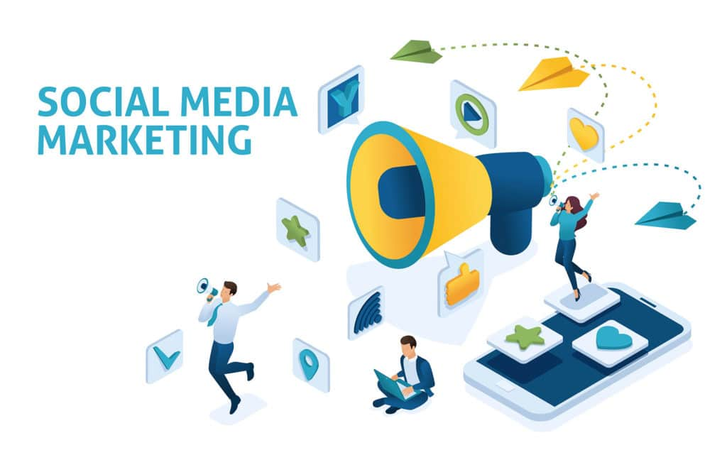 Social media marketing for your business growth